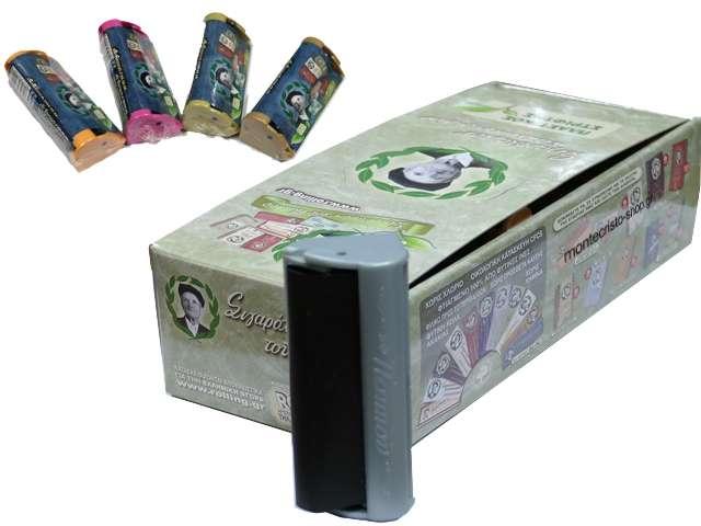 Κουτί με 12 μηχανές στριφτού του παππού 47303_511 σε πέντε χρώματα (τιμή 0.50 η μία)