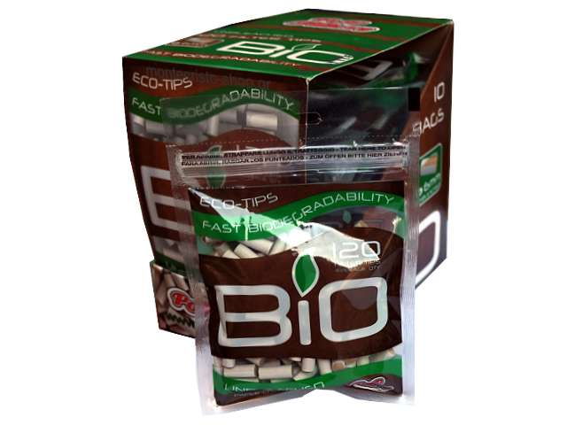 2515 - ������ �������� Pop Bio 6.0mm ����������� (10 ���������� �� 120 ������)