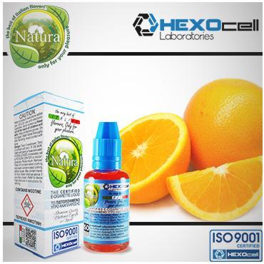 Υγρό αναπλήρωσης Natura Orange Πορτοκάλι 30ml