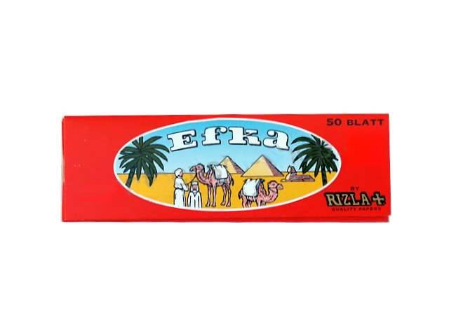 2569 - Χαρτάκια στριφτού EFKA κόκκινα