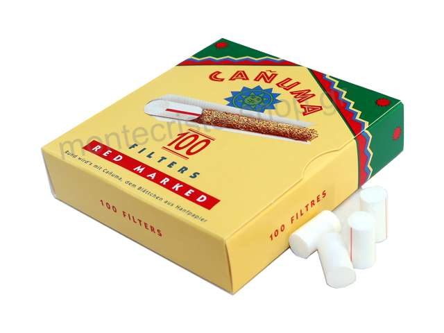 Φίλτρα στριφτού Canuma 8mm