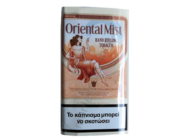 2625 - Καπνός στριφτού Oriental Mist 30gr by GEORGE KARELIAS and SONS