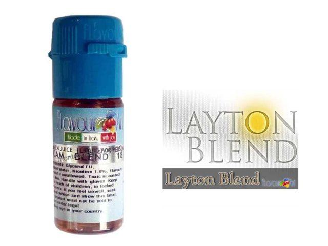 2680 - FlavourArt Layton Blend 10ml (καπνικό)