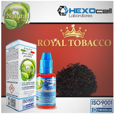 Natura Royal Tobacco 30ml