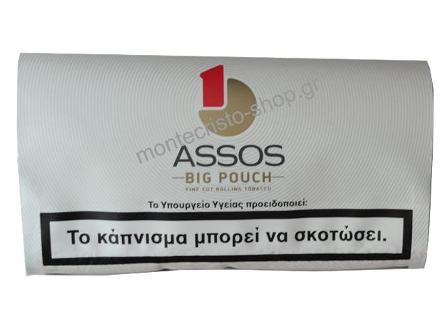 Καπνός στριφτού ASSOS BIG POUCH 30g