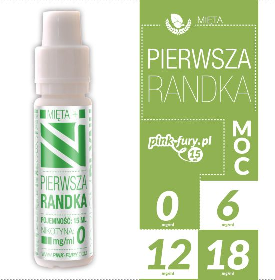 2725 - Pink Fury FIRST BASE ( SWEET MINT ) 15ml