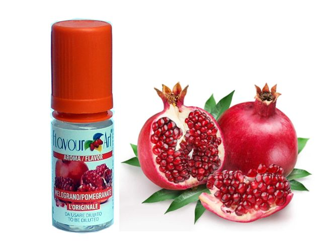 2766 - Άρωμα Flavour Art Pomegranate (Ρόδι) 10ml