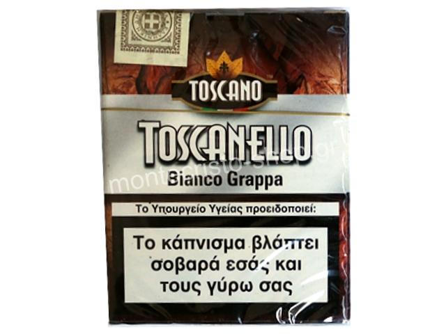 2833 - Toscanello Bianco Grappa 5s