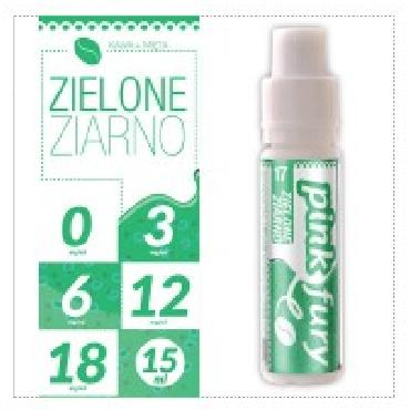 2845 - Pink Fury Green Bean (Coffee and Mint) 15ml