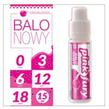 2846 - Pink Fury BALOONY LOONY - bubble gum 15ml