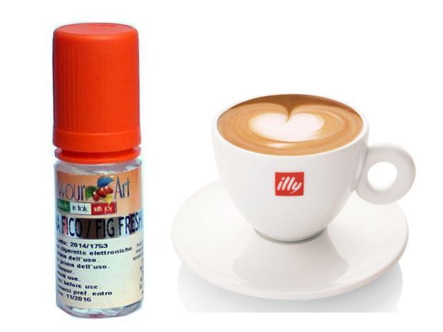 Άρωμα Flavour Art Italian Relax (cappuccino) 10ml