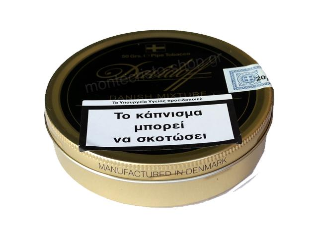 2888 - Καπνός πίπας Davidoff Danish Mixture 50g