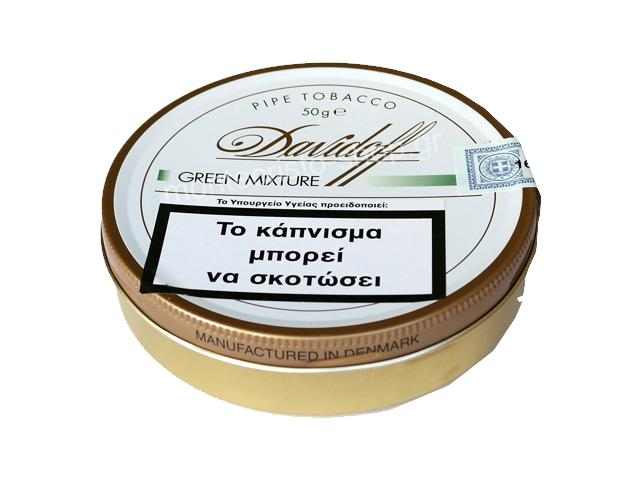 2892 - Καπνός πίπας Davidoff Green Mixture 50g