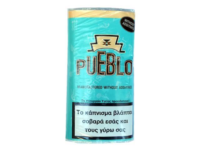 2925 - Καπνός στριφτού PUEBLO Blue 30gr
