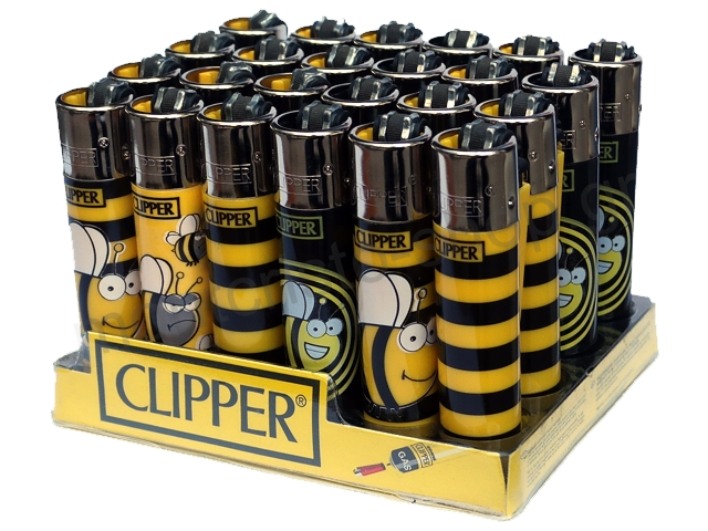2969 - ����� �� 24 ��������� Clipper Large D24 Bees (�������)