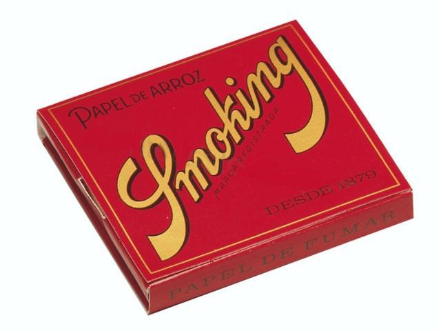 Χαρτάκια στριφτού Smoking ARROZ 1 1/4 μεσαία (τετράγωνο)
