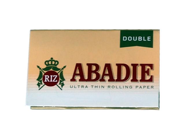 3045 - Χαρτάκια στριφτού ABADIE DOBLE Διπλό
