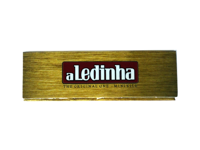 3052 - Χαρτάκια στριφτού aLedinha OURO Mini Size 1 1/4 μεσαία