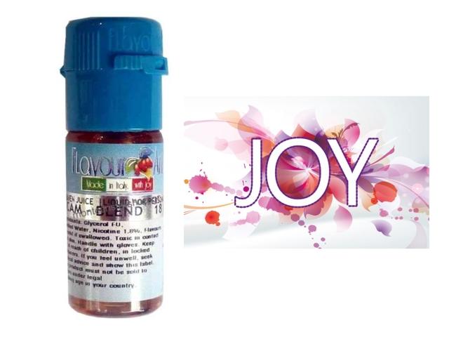 3057 - Υγρό αναπλήρωσης Flavour Art JOY 10ml (μαλλί της γριάς)