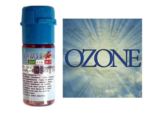 3059 - Υγρό αναπλήρωσης Flavour Art OZONE10 ml (καπνός και άνθη)
