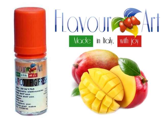 3073 - Άρωμα Flavour Art MANGO 10ml