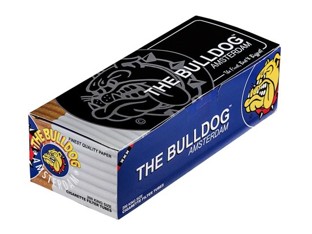 Άδεια τσιγάρα THE BULLDOG TUBES 200