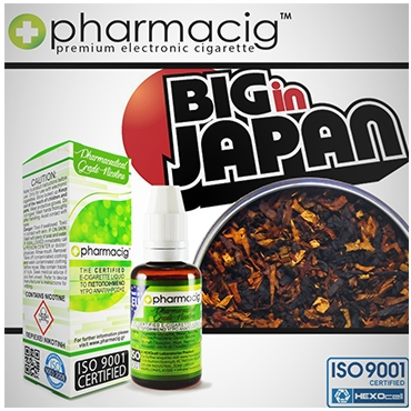 PHARMACIG BIG IN JAPAN 30ml (καπνικό)