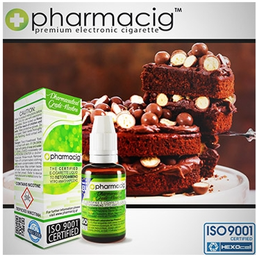 3158 - PHARMACIG CHOCOLATE CAKE 30ml (���� ���������)
