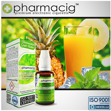 3163 - PHARMACIG ICY PINEAPPLE 30ml (������)