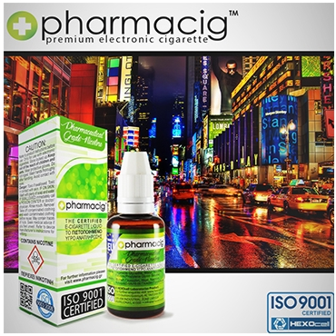 3165 - PHARMACIG NEW YORK CITY 30ml