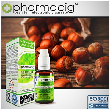 PHARMACIG NOCCIOLA PLEASURE 30ml (φουντούκι)