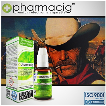 PHARMACIG RED TOBACCO 30ml (μάρλμπορο)