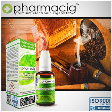 PHARMACIG TOBACCO & COGNAC 30ml