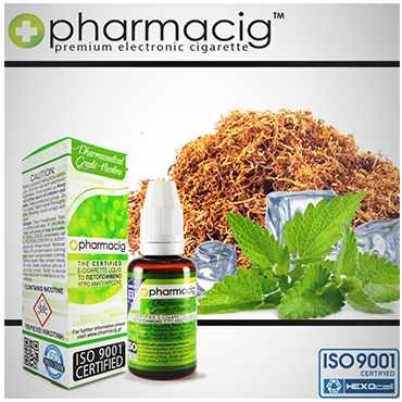 3172 - PHARMACIG TOBACCO & MINT 30ml