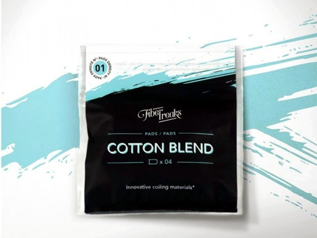 ΒΑΜΒΑΚΙ FIBER FREAKS  COTTON BLEND  No1