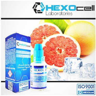 3252 - HEXOCELL GrapeFruit 30 ml (grapefruit)