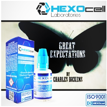 HEXOCELL Great Expectations (γλυκιά μέντα) 30ml