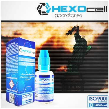 HEXOCELL LIBERTY 30ml (καπνικό)