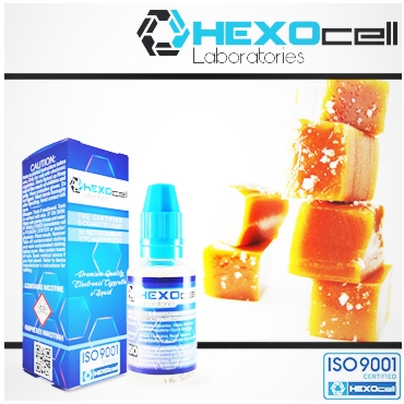 HEXOCELL London Rain 30ml (καραμέλα)
