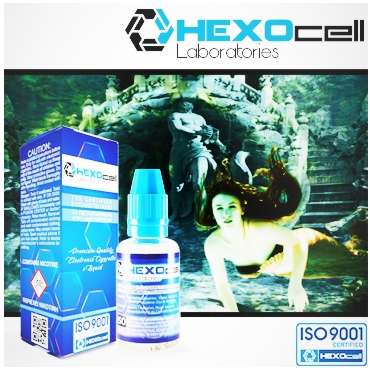 HEXOCELL LOST ATLANTIS 30ml (καπνικό)