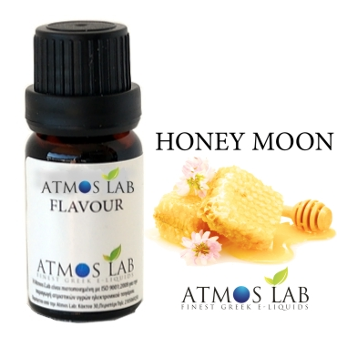 3384 - Άρωμα Atmos Lab HONEY MOON FLAVOUR (μέλι)
