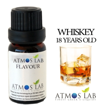 3390 - Άρωμα Atmos Lab WHISKEY 18 YEARS OLD FLAVOUR (ουίσκι)