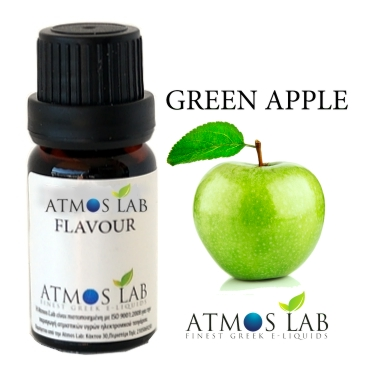 ����� Atmos Lab GREEN APPLE FLAVOUR (������� ����)