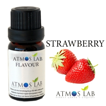 3418 - Άρωμα Atmos Lab STRAWBERRY FLAVOUR (φράουλα)