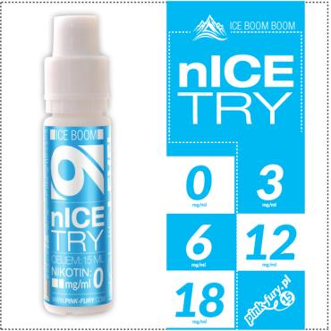 3426 - Pink Fury NICE TRY (ICE BOOM BOOM) 15ml