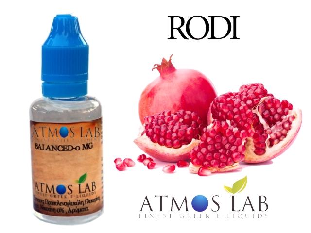 Atmos Lab RODI 30ml (ρόδι)