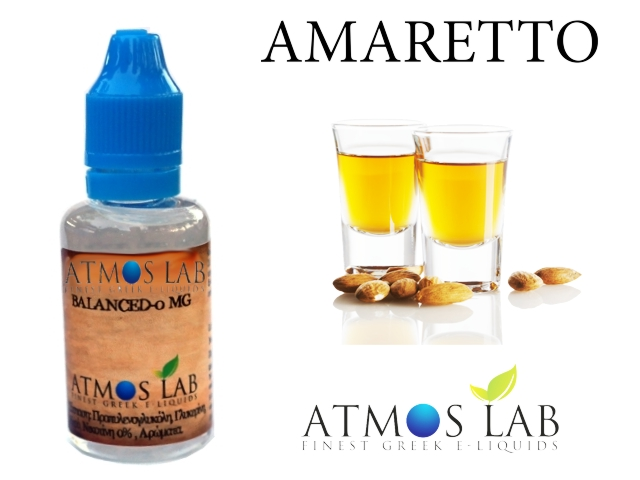 Atmos Lab AMARETTO 30ml