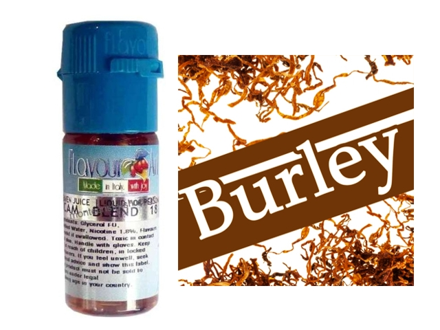 3498 - FlavourArt BURLEY (καπνικό) 10ml