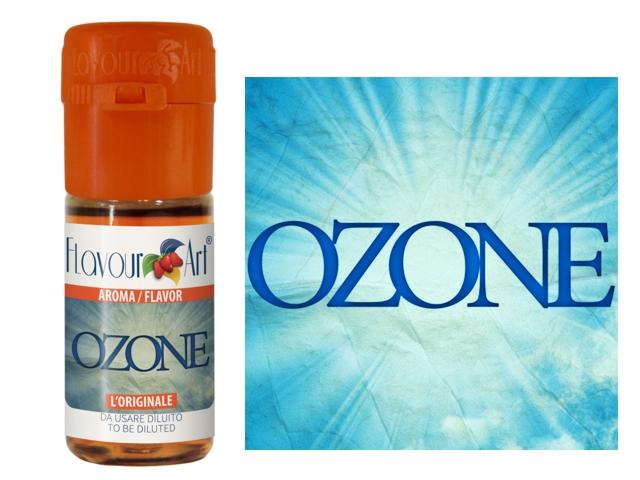 3512 - Άρωμα Flavour Art OZONE 10ml (καπνός και άνθη)