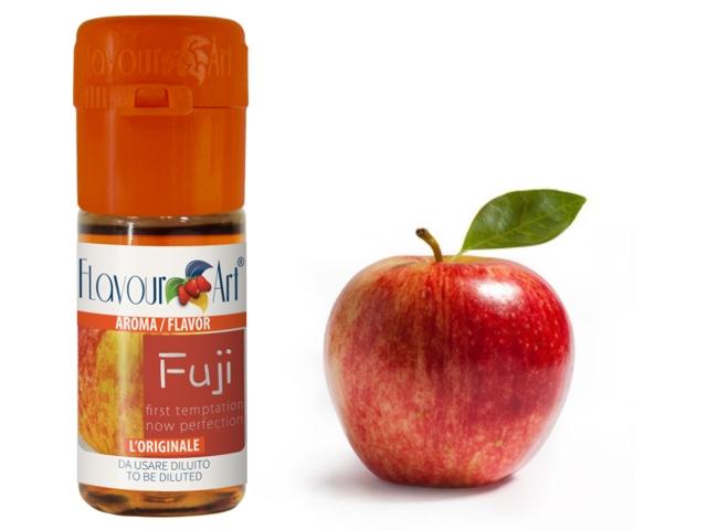 3514 - Άρωμα Flavour Art FUJI APPLE (κόκκινο μήλο) 10ml